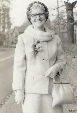 Photo Of Annie, Helen Dimmick