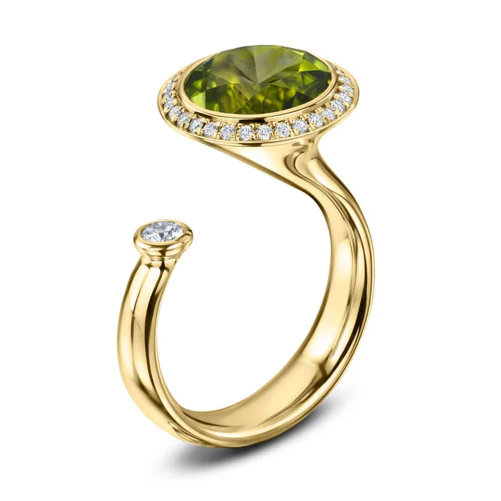 Satellite_Peridot-Faceted_yellow-Gold