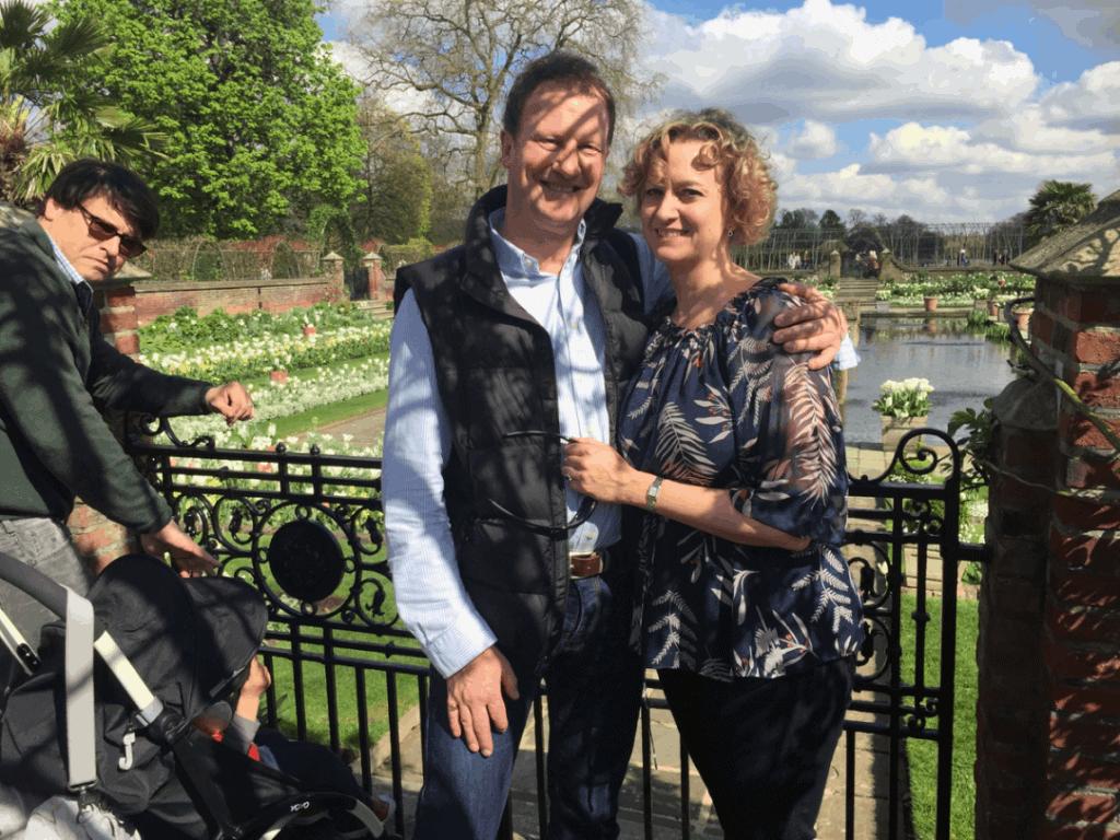 Our Engagement – London April 2017