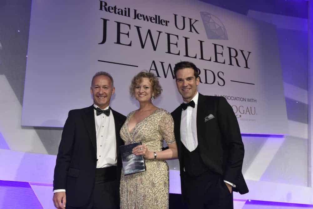 UK Jewellery award