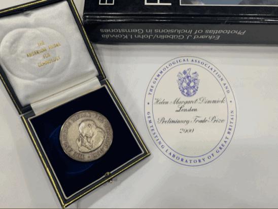Anderson Medal Award