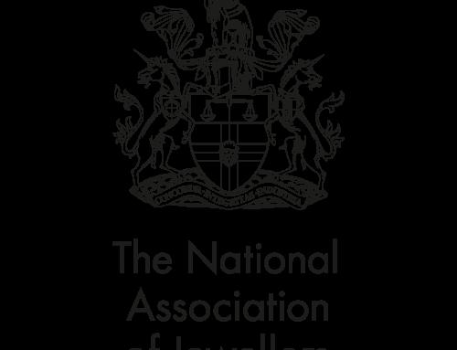 Retail Ambassador for National Association of Jewellers