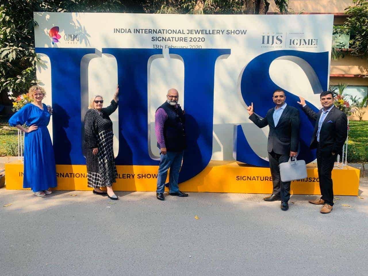 IIJS show-Mumbai