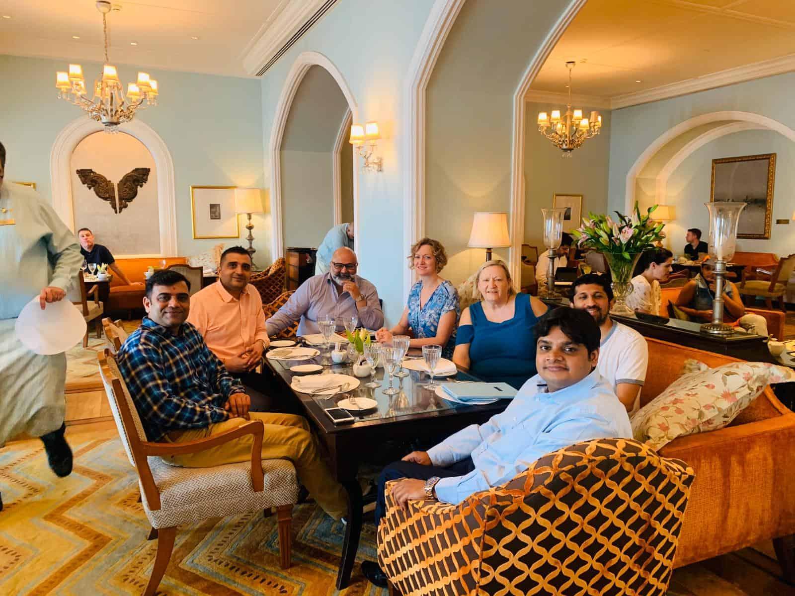 Taj hotal- Mumbai