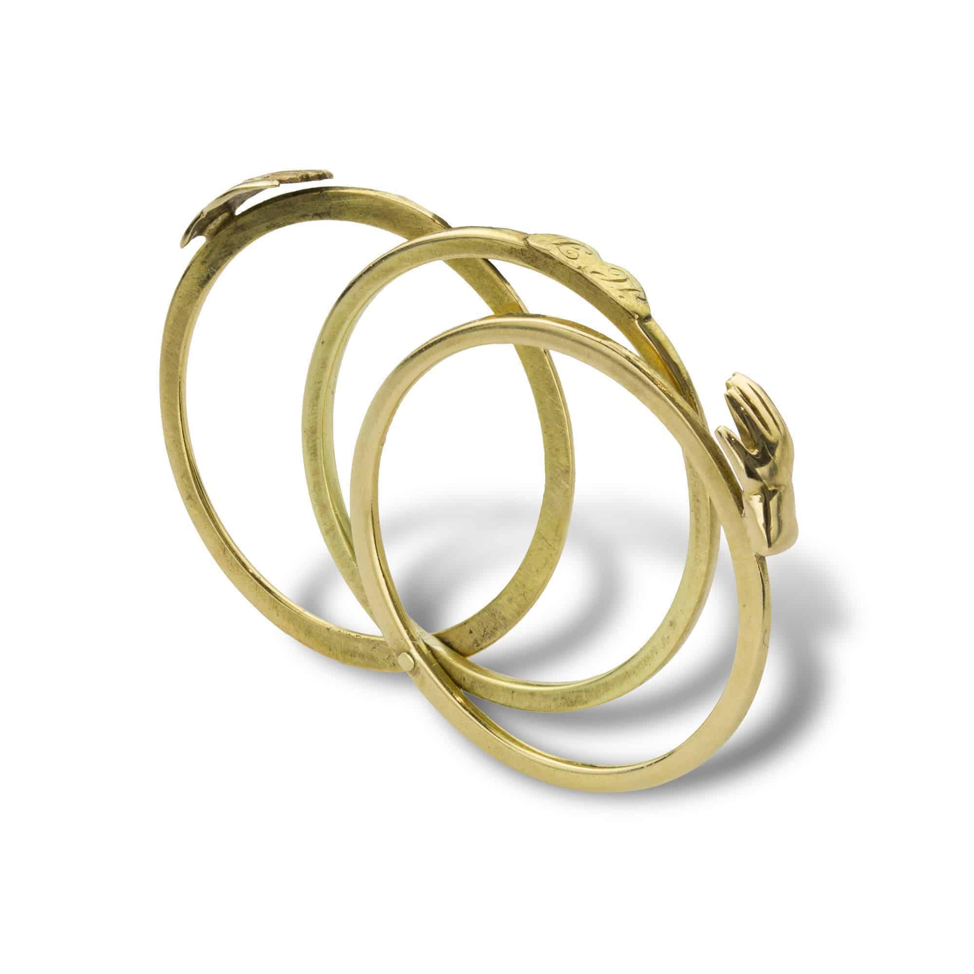 gimmel ring-2