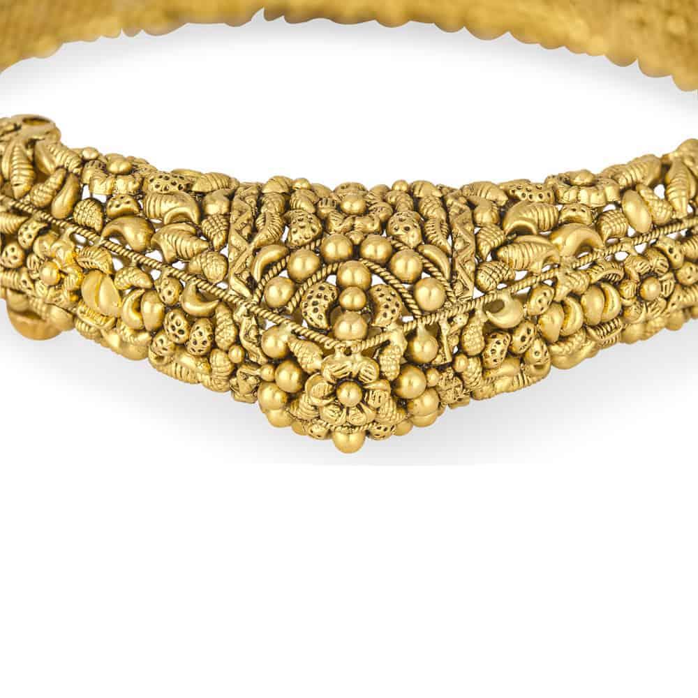 22ct Gold Kada