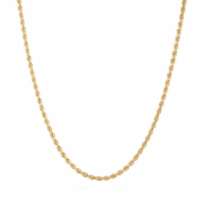 22ct Gold Rope Chain