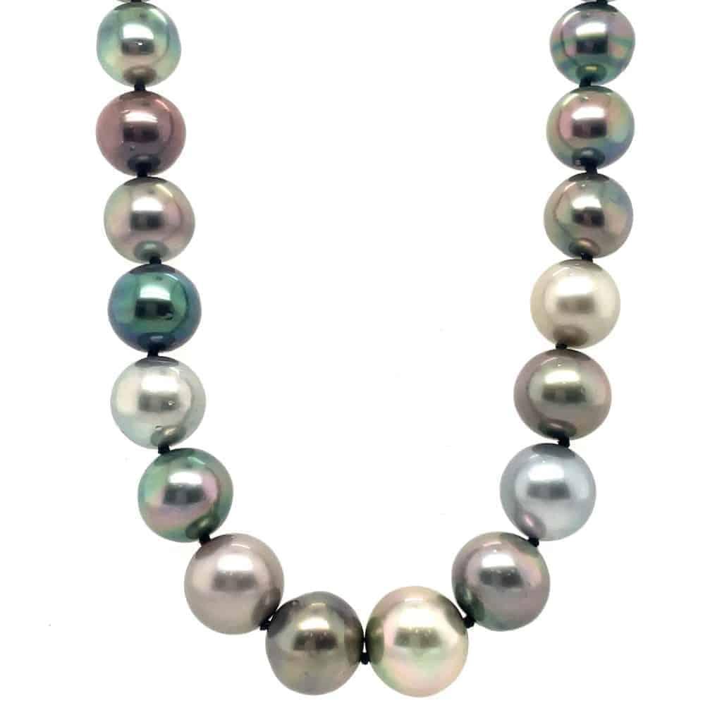 Freshwater pearl jewellery