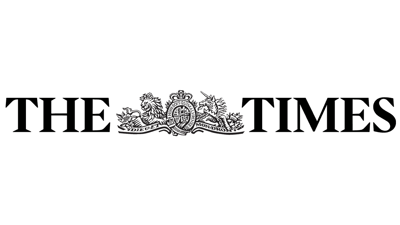 The Times logo