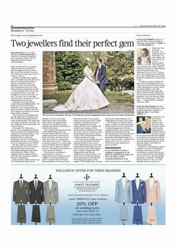 The Times Article