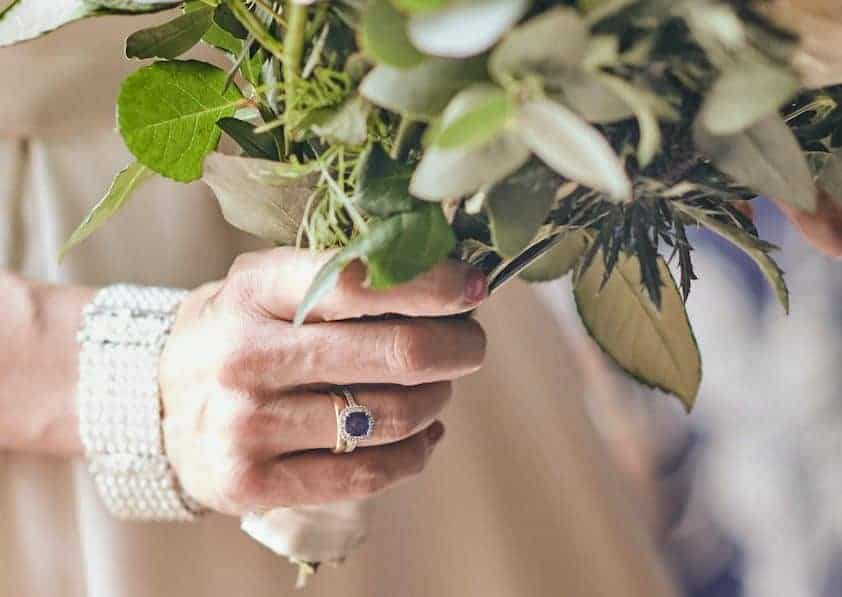 Helen's engagement Ring