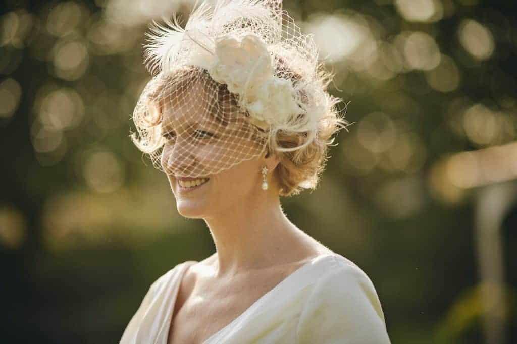 Helen as a bride