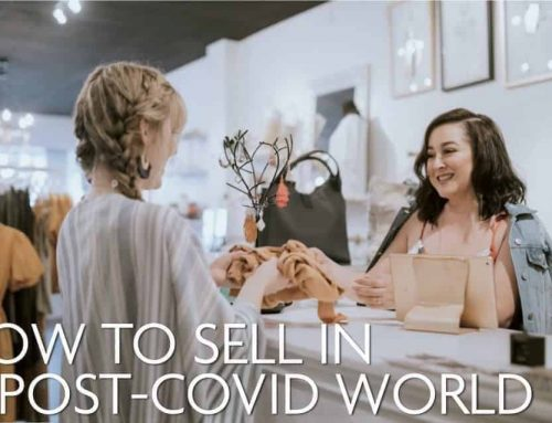 How to sell in a post-covid world