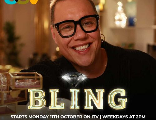 HELEN BRINGS THE BLING TO NEW ITV SHOW